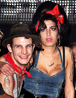 Photos of Blake Fielder-Civil Who Says he Is Remarrying Amy Winehouse