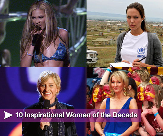 Which Woman Is the Most Inspiring of the Decade? 