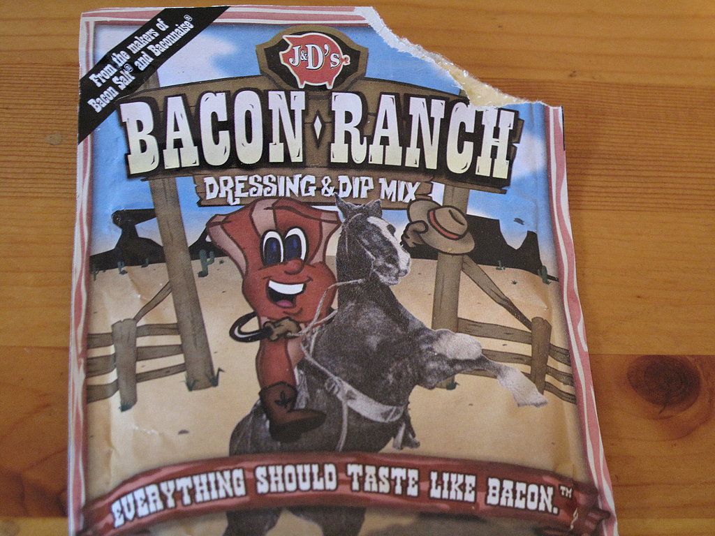 Photo Gallery: Bacon Ranch and Bacon Pop