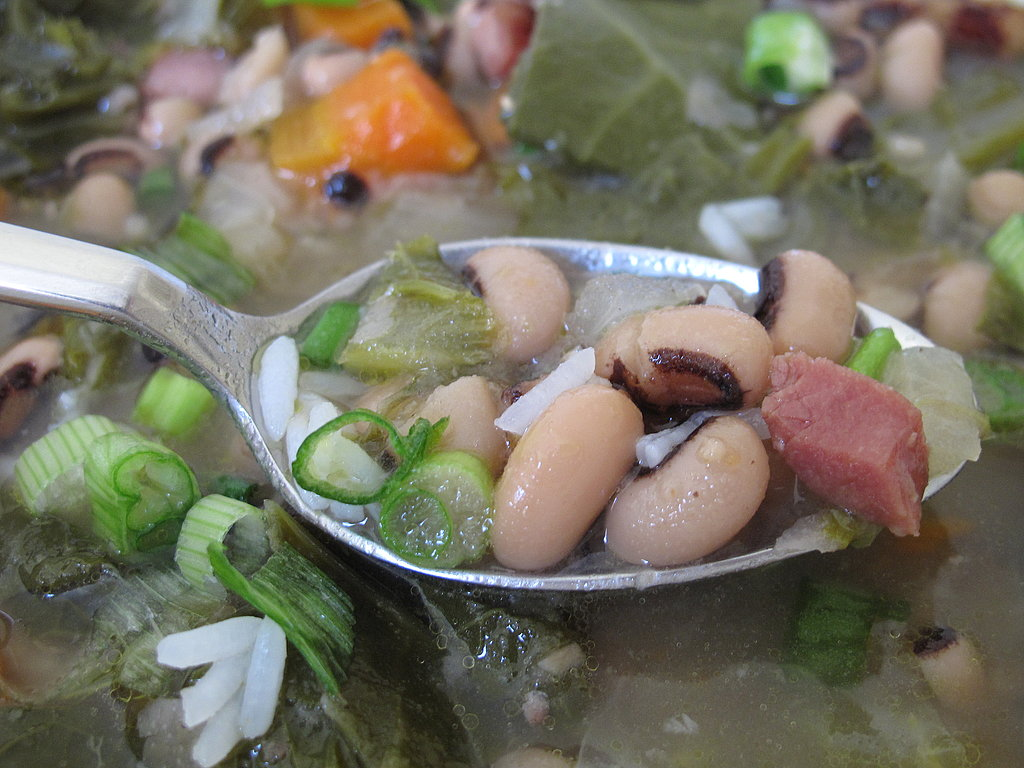 Photo Gallery: Hoppin' John Soup