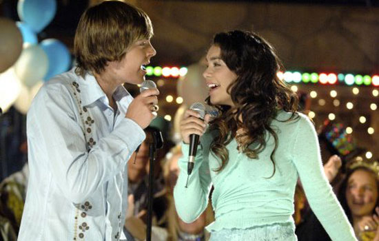High School Musical (and Zac Efron)