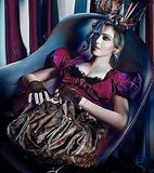 Madonna in Louis Vuitton Fall '09 Ad Campaign