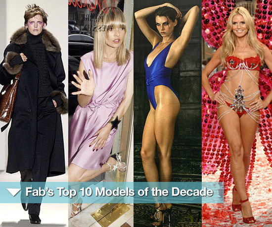 The Ten Top Models of the Decade