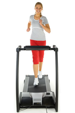 Printable: Beginner Treadmill Workout