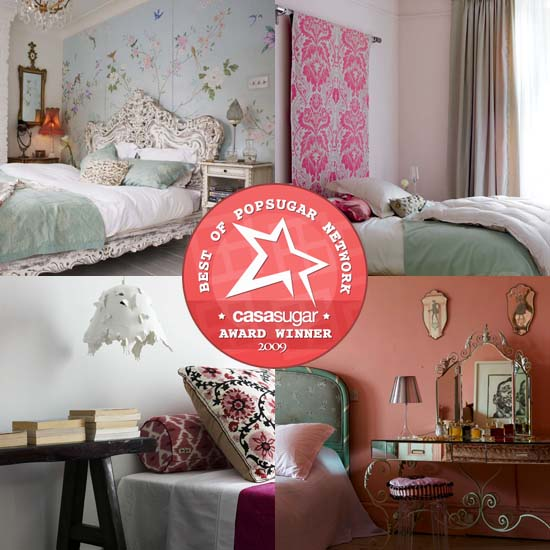 From dreamy painted murals to reflective mirrored vanities, these 10 feminine bedrooms have what it takes to make a girl's heart go pitter-patter.