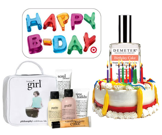 12 Birthday Beauty Goodies to Help Celebrate You!