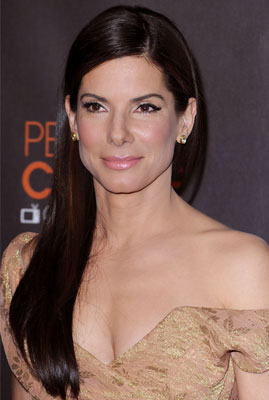 Sandra Bullock at the 2010 People's Choice Awards