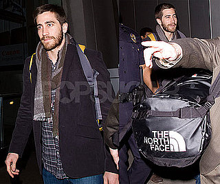 Photos of Jake Gyllenhaal Arriving at LAX