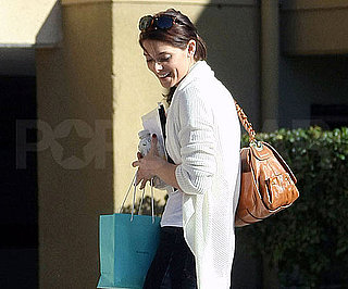 Slide photo of Ashley Greene Out in LA