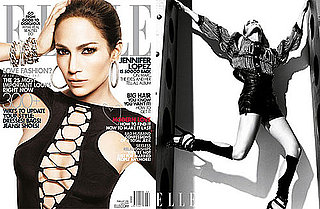 Jennifer Lopez Is Hot and Hyper on the Cover of Elle
