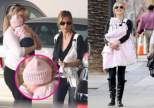 First Photos of Sarah Michelle Gellar With Daughter Charlotte Prinze