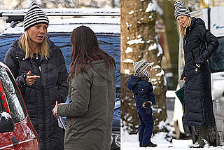 Photos of Gwyneth Paltrow And Moses Martin Out in London