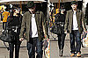 Photos of Nicole Richie and Joel Madden Holding Hands and Shopping in LA