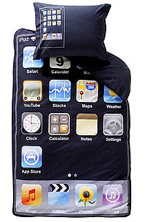 iPod Bedding: Totally Geeky or Geek Chic?