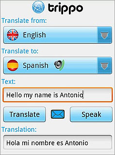 Translate Words in 30 Languages With an Android App