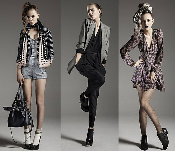 Topshop Spring 2010 Collection