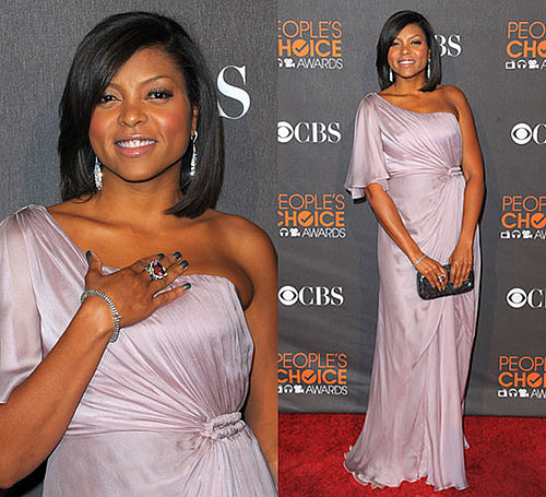 Photos of Taraji Henson at the 2010 People's Choice Awards