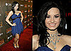 Demi Lovato Wears Jenny Packham at 2010 People&#039;s Choice Awards