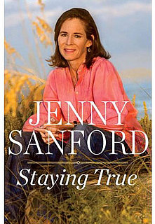 Jenny Sanford's Book Staying True Will Be Released in February