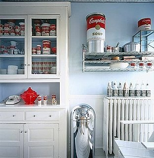 Love It or Hate It? A Campbell's Soup Clad Kitchen
