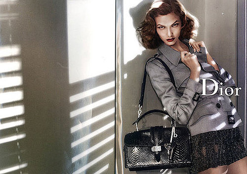 Photos of Karlie Kloss for Dior Spring 2010