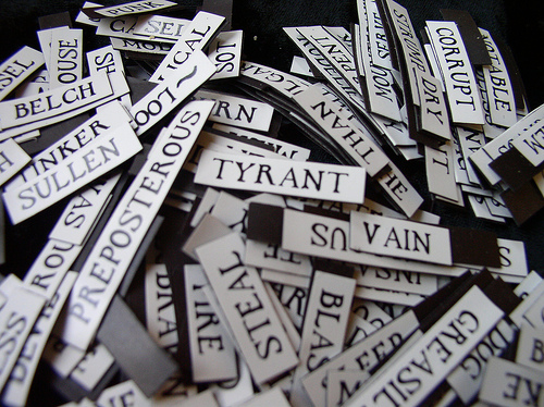 10 Words in the Oxford English Dictionary Vault