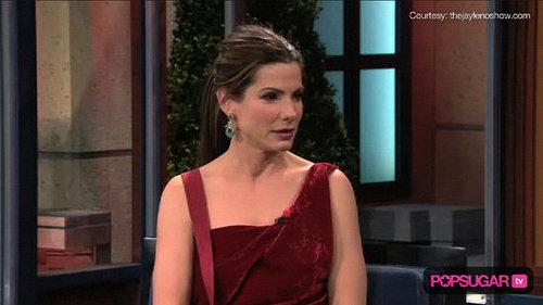Sandra Jokes With Jay, and Conan Joining Twilight?