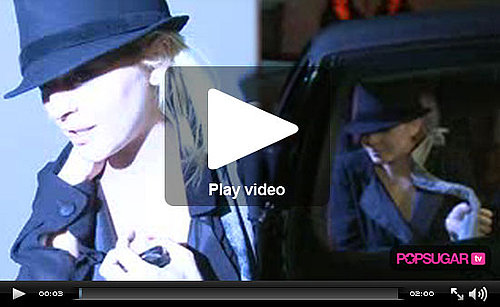 Video of Lindsay Lohan's Saturday Night Car Accident