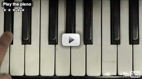 Time Waster: The YouTube Piano