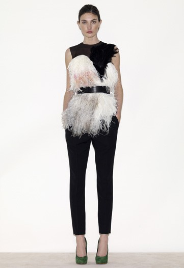 A Pre-Fall Preview: Celine, Balenciaga, Lanvin . . .