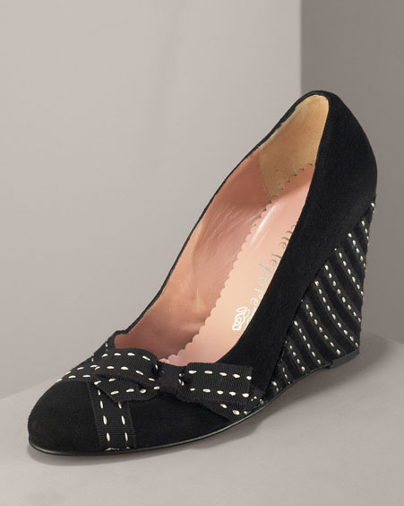 Nanette Lepore Does Shoes!