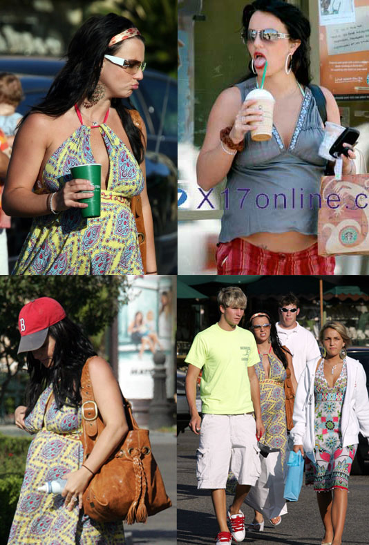 Britney's Shopping Weekend