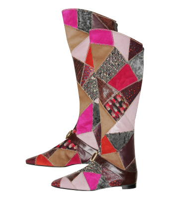 Patchwork Boots: Love It or Hate It?
