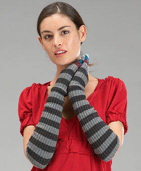 Marc by Marc Jacobs Iris Stripe Gloves: Love It Or Hate It?