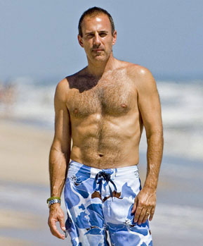 Matt Lauer Defends Crazy Cruise