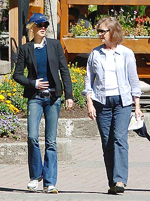 Let the Kidman Pregnancy Rumors Continue