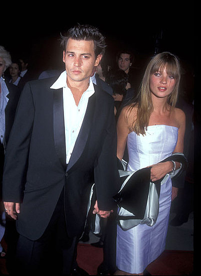 1995: &lt;i&gt;Don Juan De Marco&lt;/i&gt; premiere with Johnny Depp