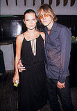 1999: <i>Talk</i> Magazine launch party with Anthony Langdon