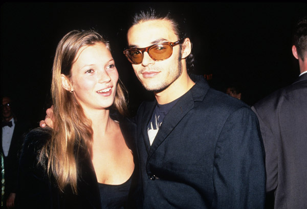 1997: NYC Ballet Gala with Mario Sorrenti