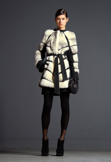 Balenciaga Pre-Fall 2009: A Taste of What's To Come