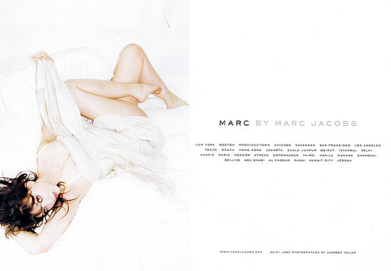Marc by Marc Jacobs; Ph. Juergen Teller