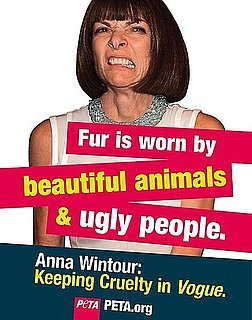 A Dead Raccoon Won't Get Anna Wintour Talking
