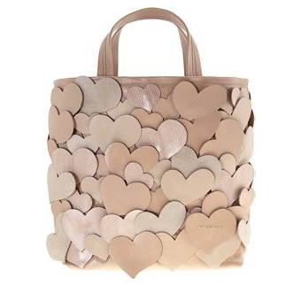 Marc Jacobs Love Story Big Heart Satchel $1,895 @ Barneys