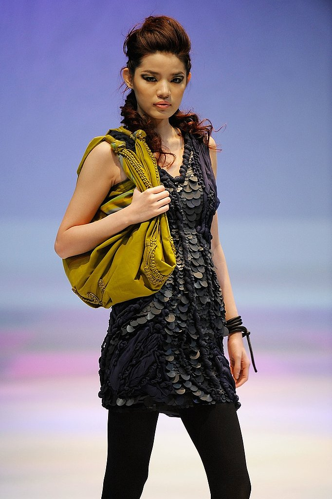 Hong Kong Fashion Week: Ali Charisma Fall 2009