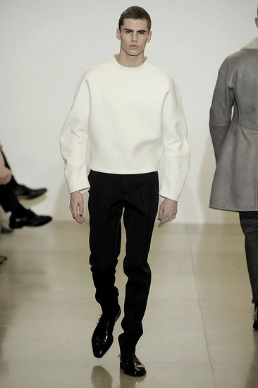 Milan: Jil Sander Men's Fall 2009