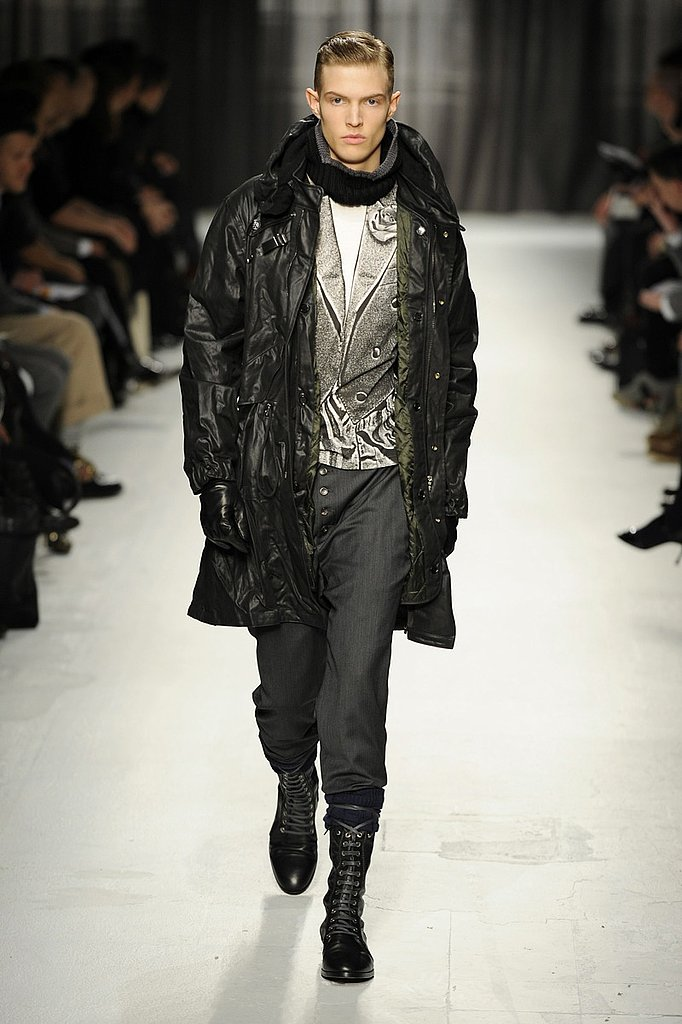 Milan: Moschino Men's Fall 2009