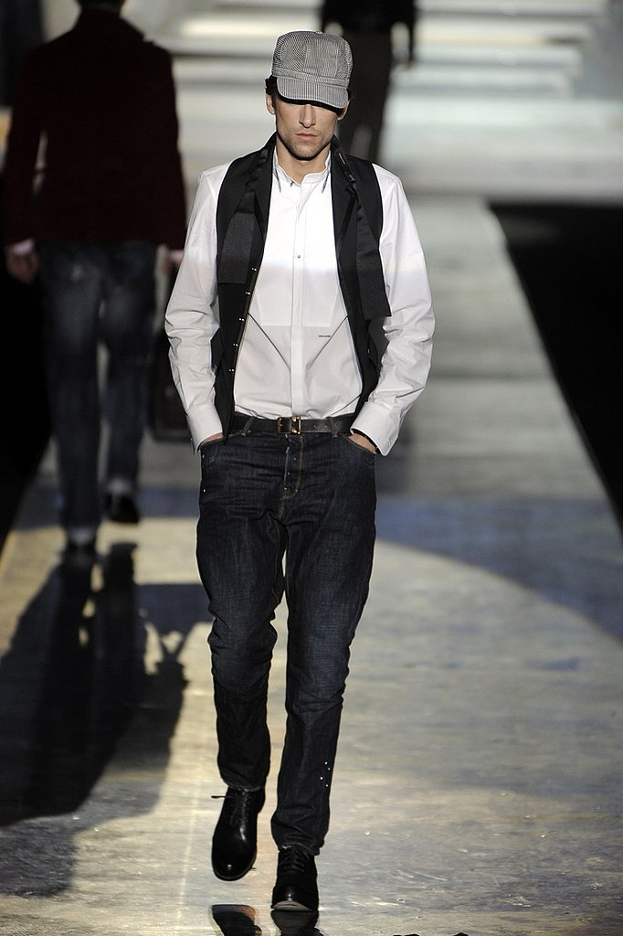 Milan: DSquared2 Men's Fall 2009