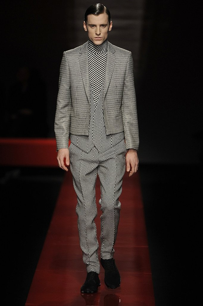 Paris: Hugo, Hugo Boss Men's Fall 2009