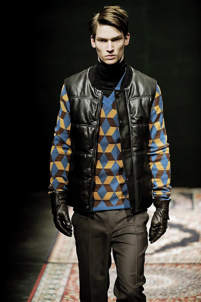 Paris: Veronique Branquinho Men's Fall 2009