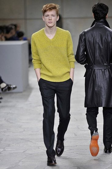 Paris: Hermes Men&#039;s Fall 2009